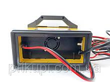Зарядное устройство Pulso BC-12610 для автомобильного аккумулятора с ручной регулировкой тока 6-12В |10А, фото 3