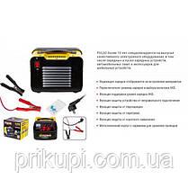 Зарядное устройство Pulso BC-40100 для автомобильного аккумулятора   6-12V 10A/12-200AH   стрел.индик., фото 2