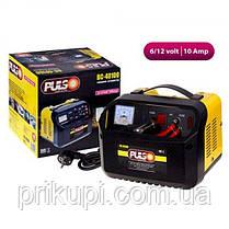 Зарядний пристрій Pulso BC-40100 для автомобільного акумулятора   6-12V 10A/12-200AH   стріл.индик., фото 3