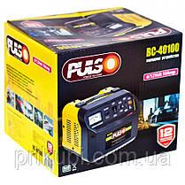 Зарядное устройство Pulso BC-40100 для автомобильного аккумулятора   6-12V 10A/12-200AH   стрел.индик., фото 3