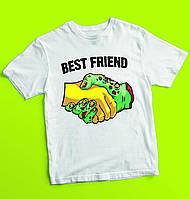 Футболка Best Friend, фото 1