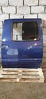 Дверь боковая сдвижная левая из стеклом Nissan Vanette Cargo III 1995-2001