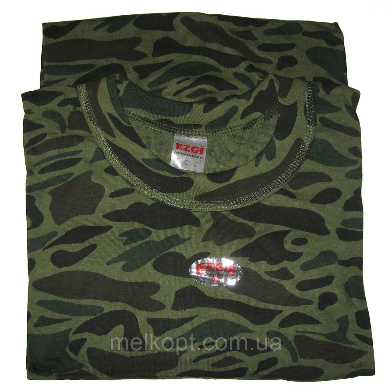 Чоловічі футболки Ezgi - 60,00 грн./шт. (56-й розмір, хакі)