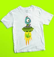 Футболка UFO, фото 1