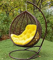 Підвісне крісло кокон для будинку й саду, фото 1