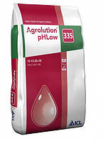 Agrolution ph Low 15:13:25+ТЕ (25кг)
