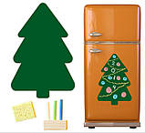 Магнитная доска на холодильник Ёлочка, фото 3