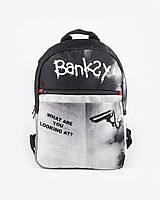 Рюкзак - Banksy