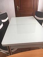Обеденный комплект стол и стулья 3D Стол +4 стулья Размер стола 110см*70см+40см