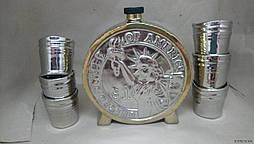 ШТОФ Подарочный набор Доллар нью с рюмками