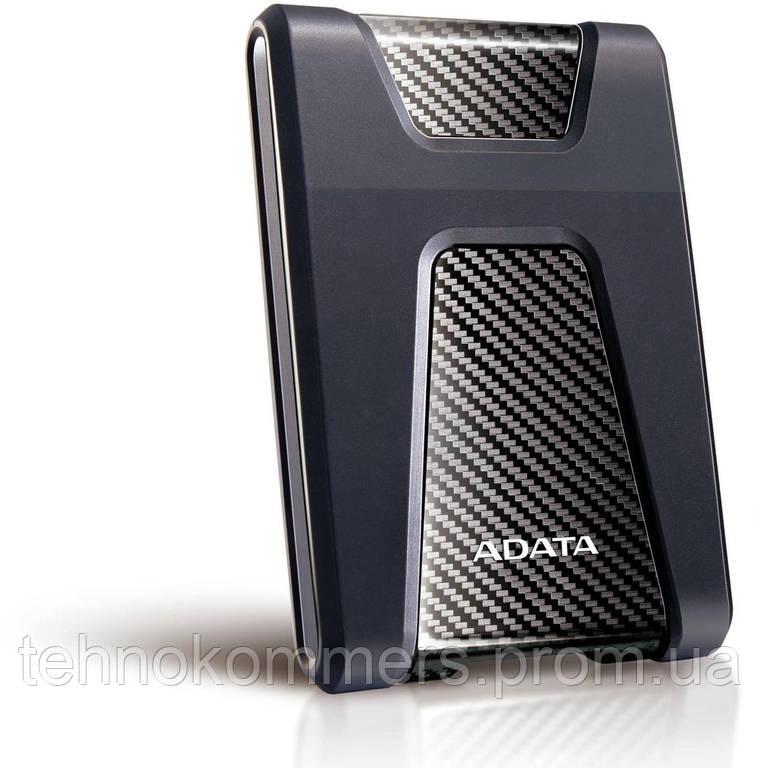 Жорстку зовнішній диск A-DATA USB 3.1 Gen1 HD650 1TB 2,5 Чорний, фото 2