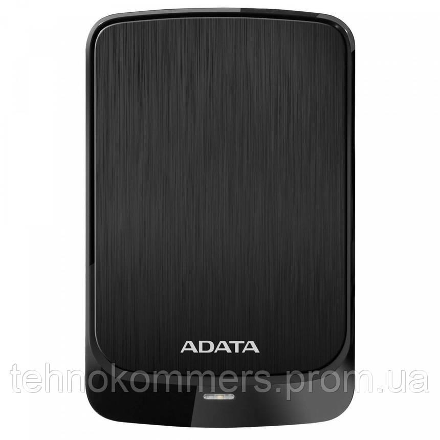 """Жорсткий диск зовнішній A-DATA USB 3.2 Gen1 HV620S 1TB 2,5"""" Чорний, фото 2"""