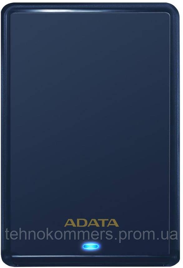 """Жорсткий диск зовнішній A-DATA USB 3.2 Gen1 HV620S 1TB 2,5"""" Синій, фото 2"""