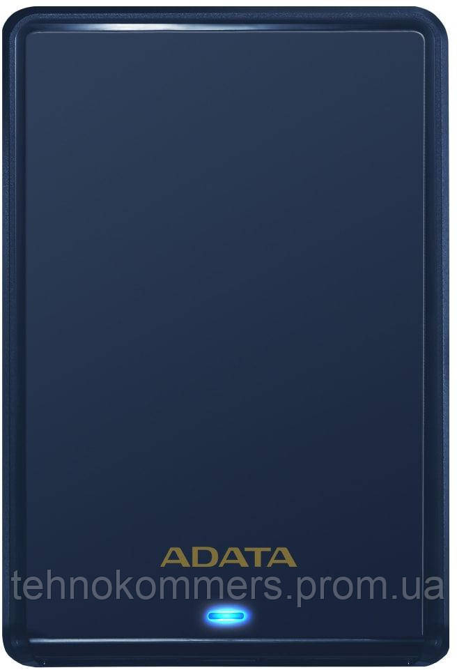 """Жорсткий диск зовнішній A-DATA USB 3.2 Gen1 HV620S 1TB 2,5"""" Синій"""