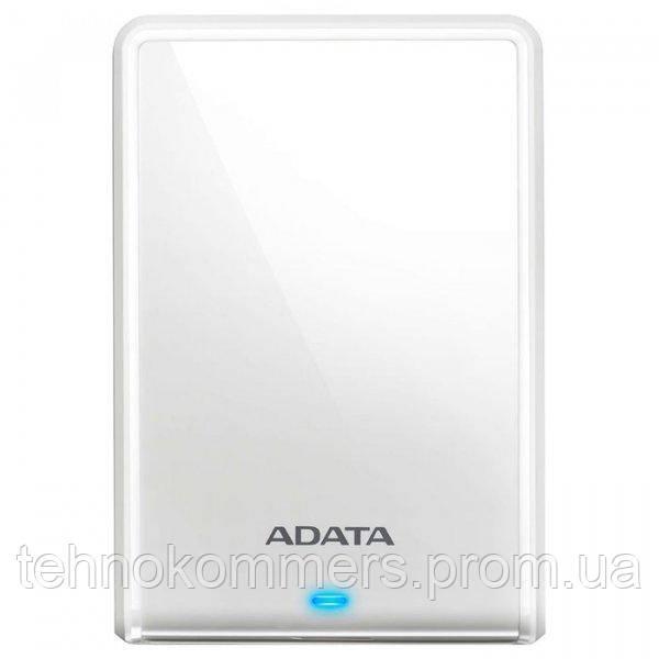 """Жорстку зовнішній диск A-DATA USB 3.2 Gen1 HV620S 2TB 2,5"""" Білий"""
