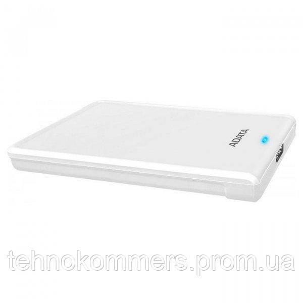 """Жорстку зовнішній диск A-DATA USB 3.2 Gen1 HV620S 2TB 2,5"""" Білий, фото 2"""