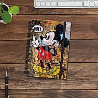 Скетчбук (блокнот) - Mickey Mouse