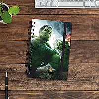 Скетчбук (блокнот) - Hulk