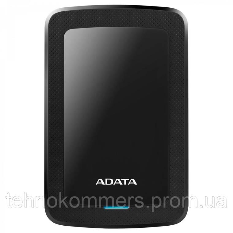 Жорстку зовнішній диск A-DATA USB 3.2 Gen1 HV300 2TB 2,5 Чорний, фото 2