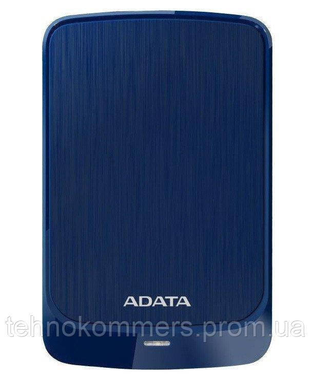 """Жорстку зовнішній диск A-DATA USB 3.2 Gen1 HV320 2TB 2,5"""" Синій, фото 2"""