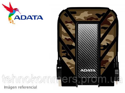 """Жорстку зовнішній диск A-DATA USB 3.2 Gen1 HD710M Pro 1TB 2,5"""" Камуфляж, фото 2"""
