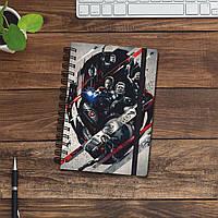 Скетчбук (блокнот) - Marvel all