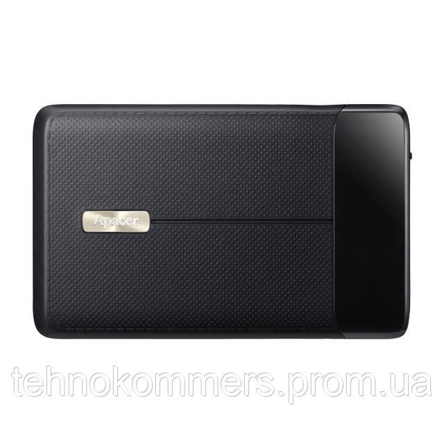 """Жорсткий диск зовнішній Apacer USB 3.1 Gen1 AC731 2TB 2,5"""" Чорний, фото 2"""