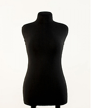Манекен брючный портновский черный модель Любовь, 42 размер