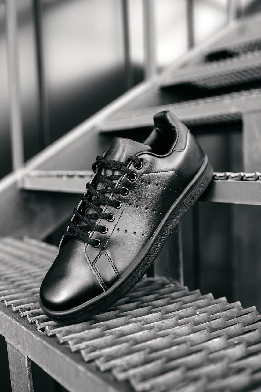 Жіночі кросівки Adidas Stan Smith Black