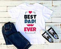 Мужская футболка Best DAD!, фото 1