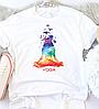 Жіноча футболка Yoga 2