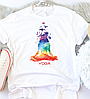 Женская футболка Yoga 2