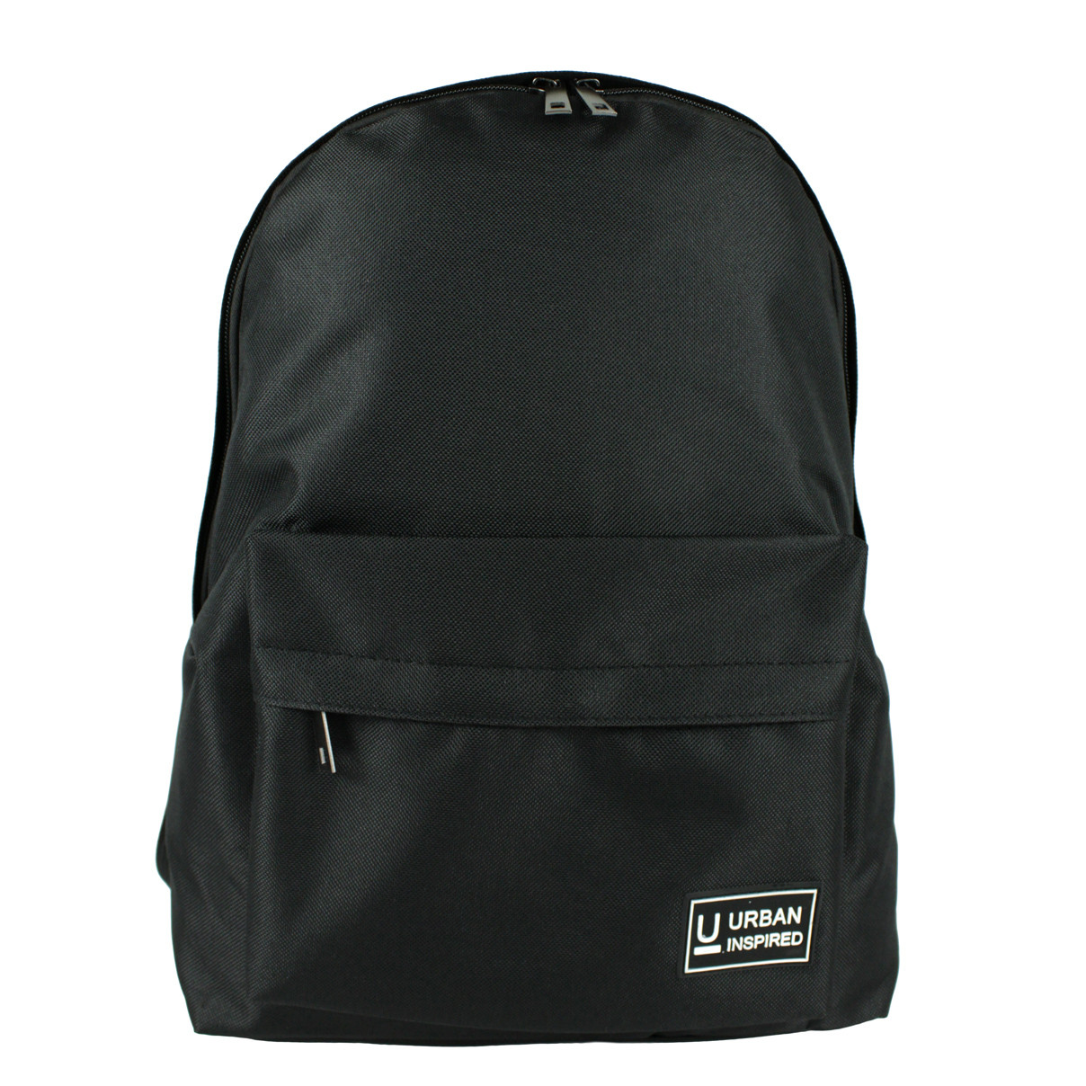 Рюкзак міський Urban універсальний текстиль чорний