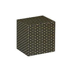 Папір пакувальна PPW PAPER Lesko PZ016 Black 50*70 см подарункова
