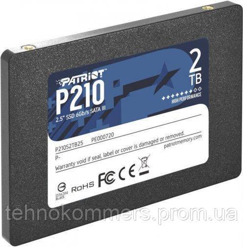 Накопичувач SSD Patriot, фото 2