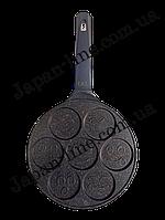 Сковорода для оладий OMS 3256 (26 см) - Черный