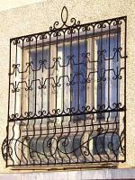 Оконные решетки на окна