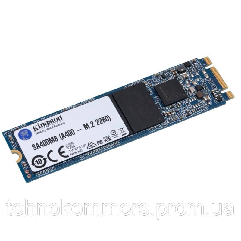 Накопичувач SSD Kingston A400 120GB M. 2 2280 SATAIII 3D TLC, фото 2