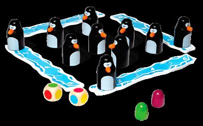 Настольная игра Пінголо (Пинголо, Pengoloo), фото 2