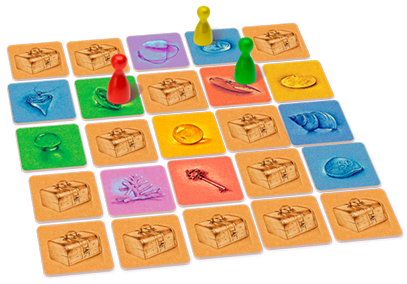 Настольная игра Мотлох або Скарб, фото 2