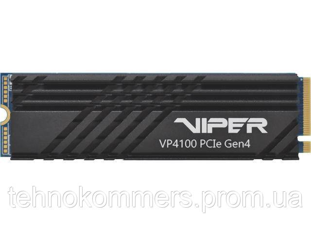 Накопичувач SSD Patriot Viper VP4100 1024GB M. 2 PCI Express 4.0 x4 3D TLC