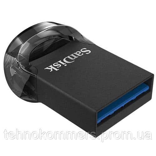 Флеш-накопичувач SanDisk USB3.1 Ultra Fit 128GB Black