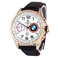 Часы Tag Heuer BMW Chronograph Gold/White 1021-0049