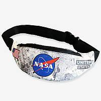 Поясная сумка (бананка)  - NASA