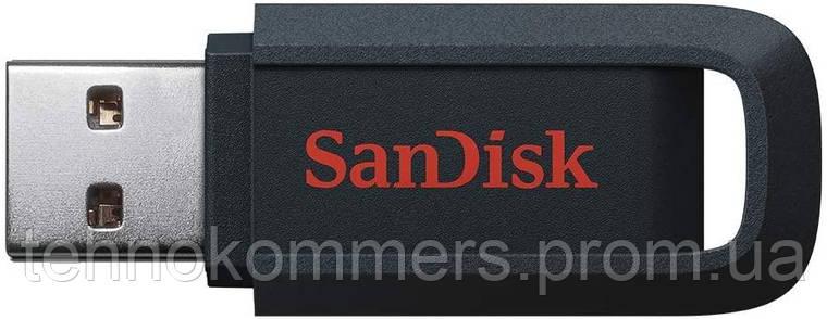 Флеш-накопичувач SanDisk USB3.0 64GB Black, фото 2