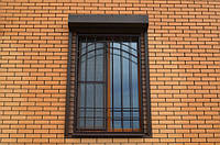Стальные решетки на окна