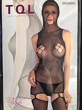 Женский сексуальный комбинезон Эротический бодистокинг Боди сетка для сексуальных игр Интимное белье