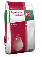 Agrolution ph Low 15:30:15+ТЕ (25кг)