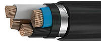 Силовой медный бронированный кабель ВБбШвнг 3*150+1*70