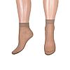 Носки «Ласточка» бамбук 30 den Бежевый (C232/BG) | 10 пар